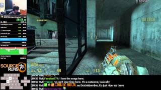 Half-Life 2 Any% in 1:28:15