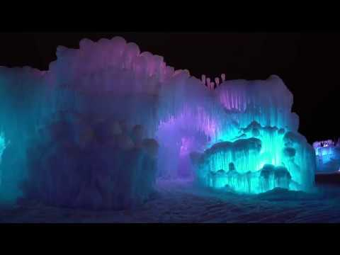 Melissa Forman in the Morning - ICE CASTLES coming to Lake Geneva soon