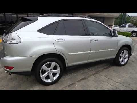 2008 lexus rx 350 northside lexus houston tx 77090 youtube. Black Bedroom Furniture Sets. Home Design Ideas