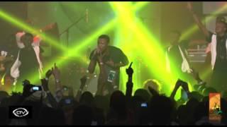 Alikiba performs Nakshi Mrembo Live @ Koroga Festival