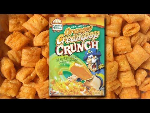 Orange Creampop Crunch (2016)