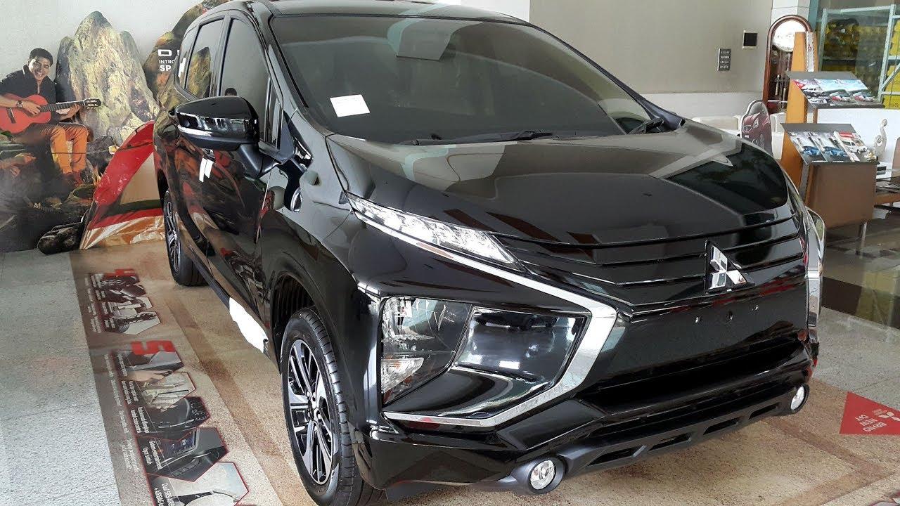 Mitsubishi Xpander Exceed 2017 1.5 MT