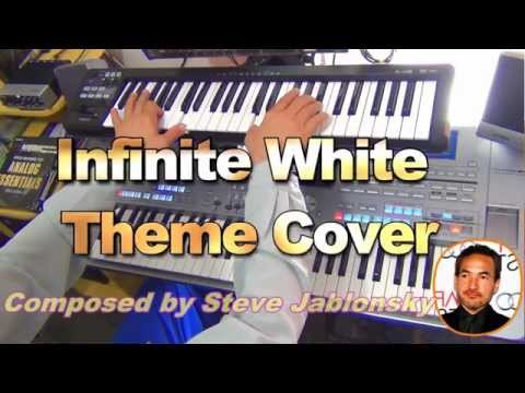 Infinite White -Transformers Soundtrack Cover played on Tyros5 and Vst