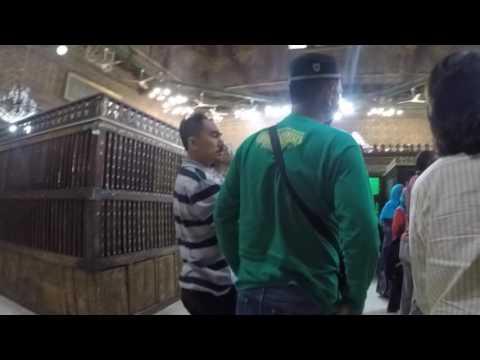 The Mausoleum of Imam al-Shafi