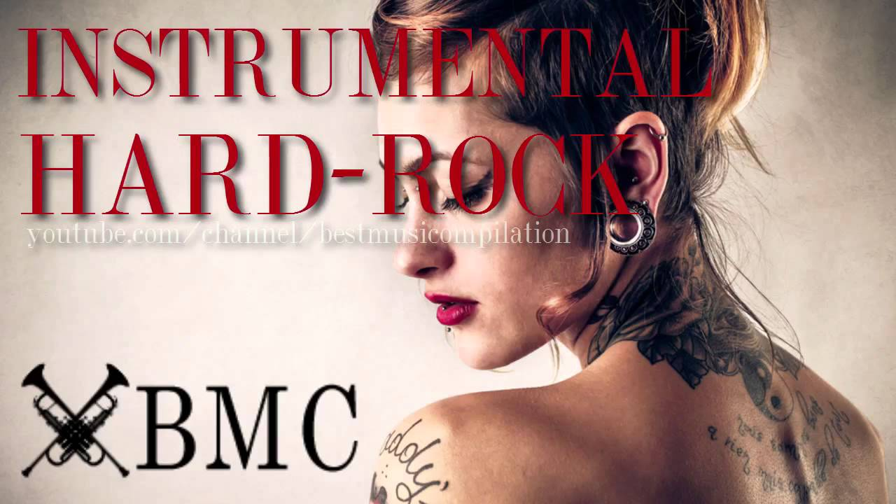 Hard-Rock Music Instrumental Compilation 108-80 Bpm By Bmc -8412