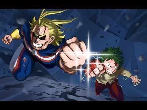 Midoriya Vs Wolfram Boku No Hero Academia The Movie Two Heroes Amv Hd Youtube