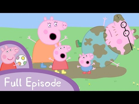 Peppa Pig - Muddy Puddles (full episode)