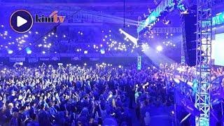 Lebih 10000 hadir pelancaran Manifesto BN Sabah