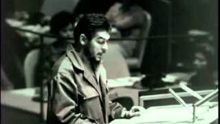 Discurso de Ernesto 'Che' Guevara ante la Asamblea General de las Naciones Unidas