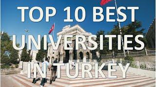 Top 10 Best Universities In Turkey/Top 10 Mejores Universidades De Turquía thumbnail