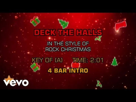 Traditional Christmas Songs - Deck The Halls (Sing Together Christmas)