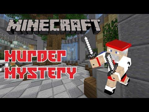 JADI MURDER PAKEK SERAGAM SD! [NO VOICE]- Murder Mystery Minecraft Indonesia