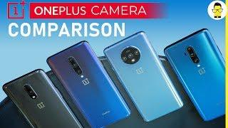 Ultimate OnePlus camera comparison: 7 vs 7T vs 7 Pro vs 7T Pro