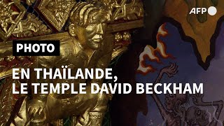 En Thaïlande, le temple David Beckham | AFP Photo