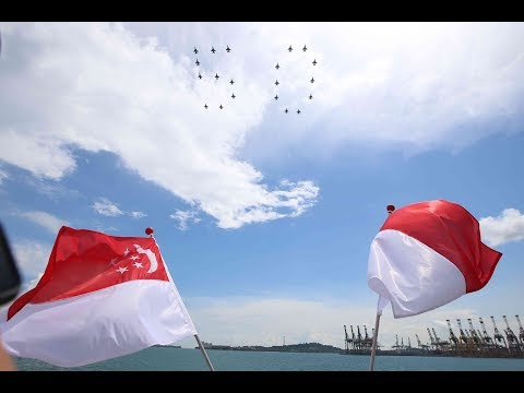 Singapore-Indonesia Leaders' Retreat 2017