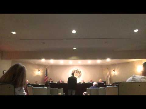 Lighthouse Point Commission Meeting 8/25/2015