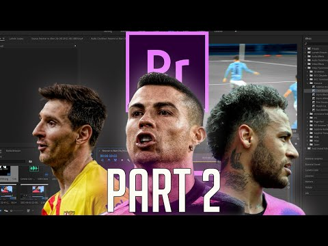 How To Make A Football Edit For Beginners-Premiere Pro Tutorial Part 2