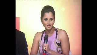 Sania Mirza and Shoaib Malik dance on the sets of Nach Baliye