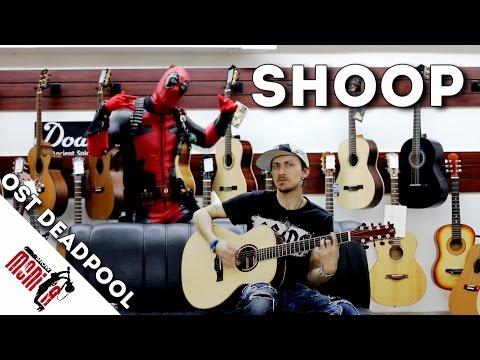 show MONICA ft. DEADPOOL cover - Salt-N-Pepa - Shoop [how to play]