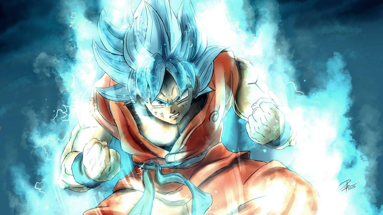 Dragon Ball Super Amv Legendary Android 17 Vs Goku Hd Youtube