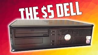 Gaming on $5 Dell Optiplex PC
