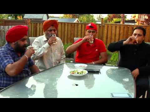 Very very funny video English Punjabi...