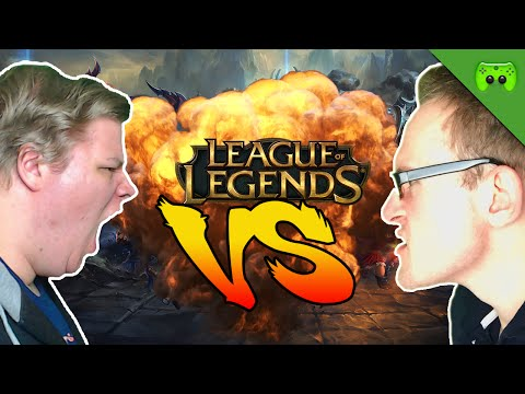 LEAGUE OF LEGENDS 🎮 Br4mm3n vs Jay 2.0 #8