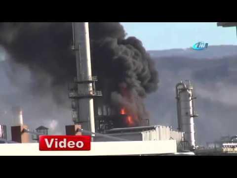 Fire breaks out in Turkey's largest refinery