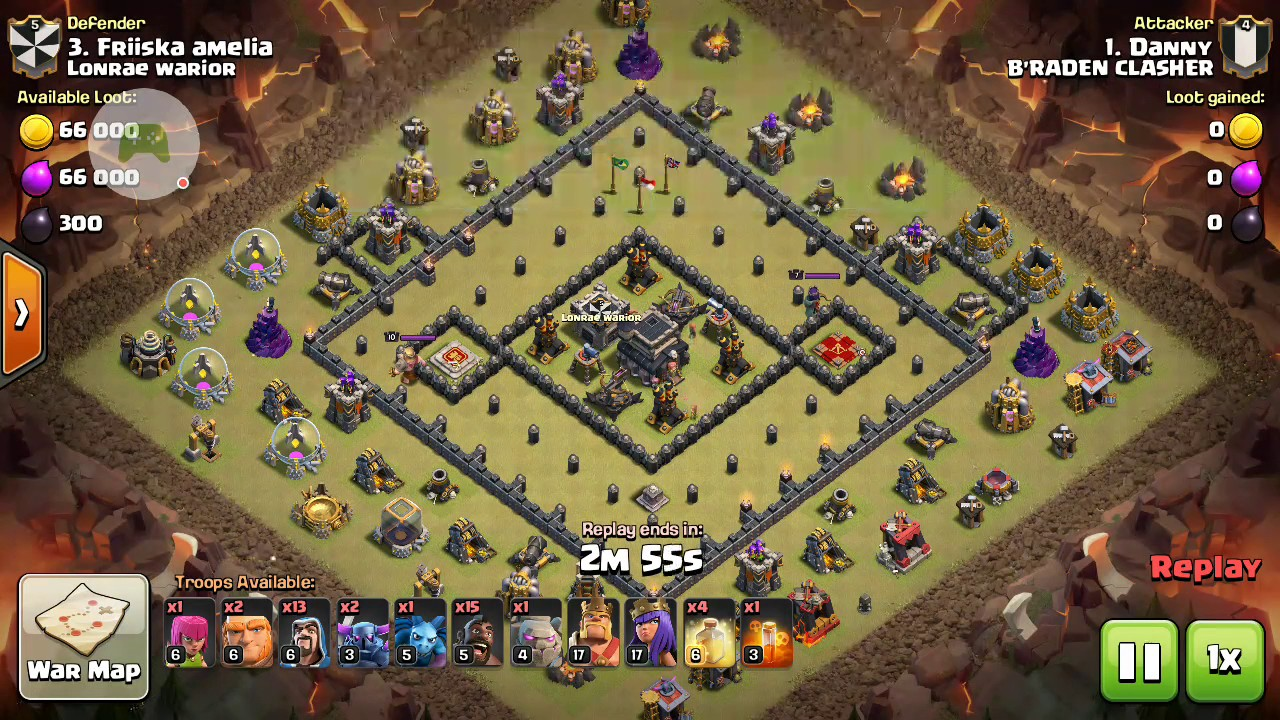 Base Coc Th 9 Muter 5