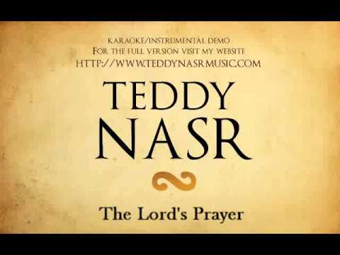 Instrumental / Karaoke - The Lord's Prayer ( Teddy NASR )