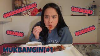MUKBANGIN!#1 | SEJARAH GINNY SUKA MAKAN SUNDAE
