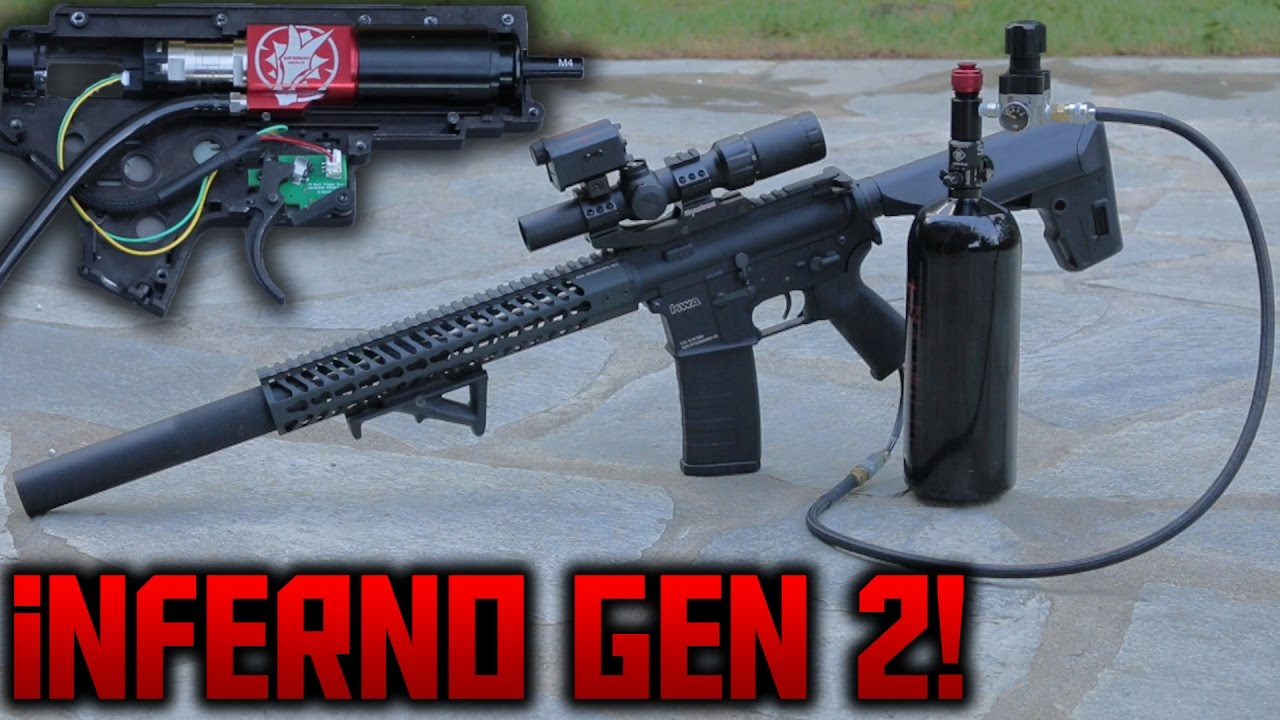 605c41e411f Wolverine Inferno Gen 2 Premium Edition Install & Shooting Test! KWA KR12  HPA BUILD!