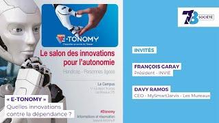 7/8 Société. Les innovations contre la dépendance présentées à « E-Tonomy »