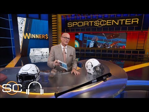 Scott Van Pelt makes his picks for college football Week 7   SC with SVP