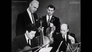 Juilliard String Quartet - Beethoven, Quartet No. 8, 3rd Movement