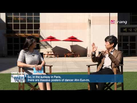 The INNERview Ep172 Choe Jun-ho, the artistic director for the Years 2015-2016 of Korea-France