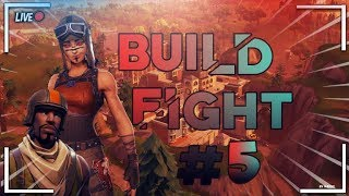 [Renegade Raider vs Aerial Assault Trooper] OG SKINS BUILD FIGHT #5 Fortnite Battle Royale