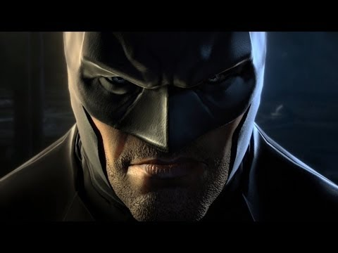 Batman: Arkham Origins The Movie