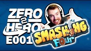 smashing-four-zero-to-hero-e001-english