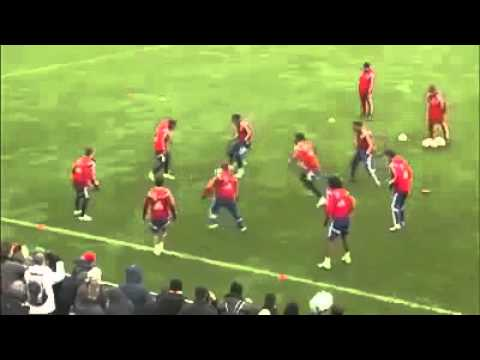 Bayern Munich Amazing Tiki Taka Training - Speed, Accuracy