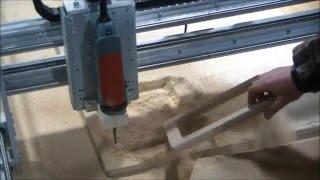 Изготовление фоторамки на станке Cutter SKL(, 2016-03-28T20:18:35.000Z)