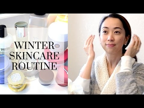 Winter Skin Care Routine 2016, skincare routine, asian beauty