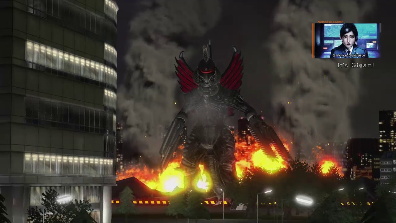 Godzilla Stream 2014