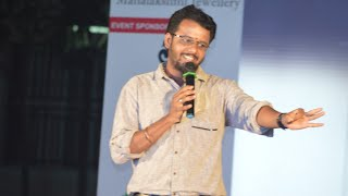 Stand up comedy tamil