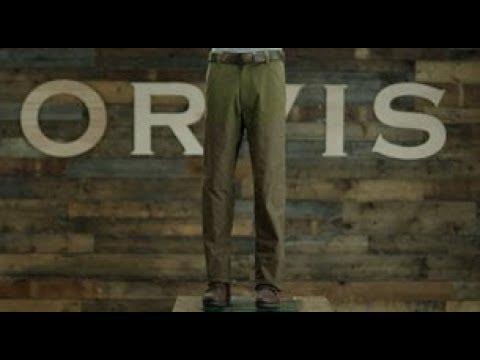 75696dd0c124b ORVIS - Missouri Breaks Briar Pants. The Orvis Company