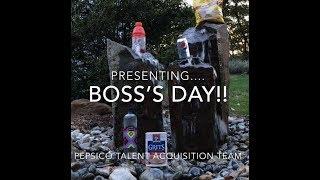 PepsiCo Boss's Day 2018