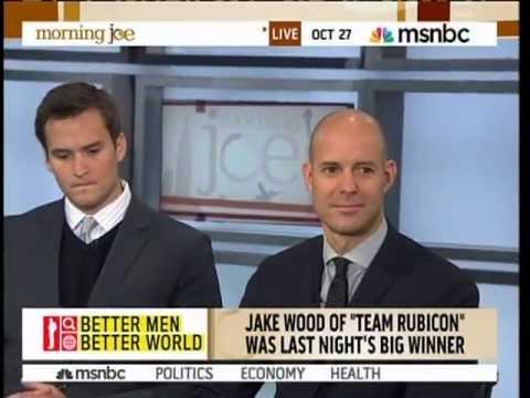 Jake Wood on Morning Joe.mpg