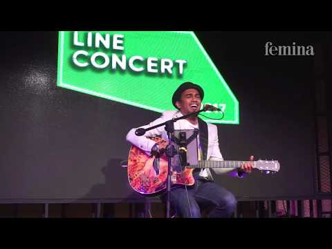Glenn Fredly - You Are My Everything (Peluncuran LINE Concert 19 Juli 2017)