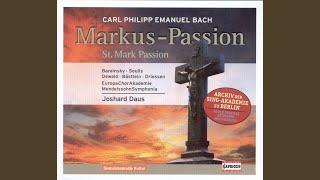 St Mark Passion, H. 799: Recitative: Und da sie den Lobgesang gesprochen hatten (Evangelist,...