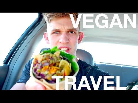 Vegan Bodybuilding Full Day of Eating While Traveling | TWO DAYS IN MIAMI
